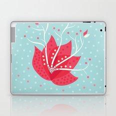 Exotic Winter Flower Laptop & iPad Skin