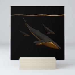 Bond III Mini Art Print