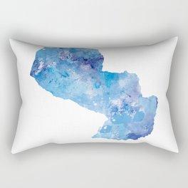 Paraguay Rectangular Pillow
