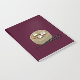 Steam room Notebook