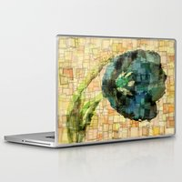 tulip Laptop & iPad Skins featuring Tulip by Aloke Design