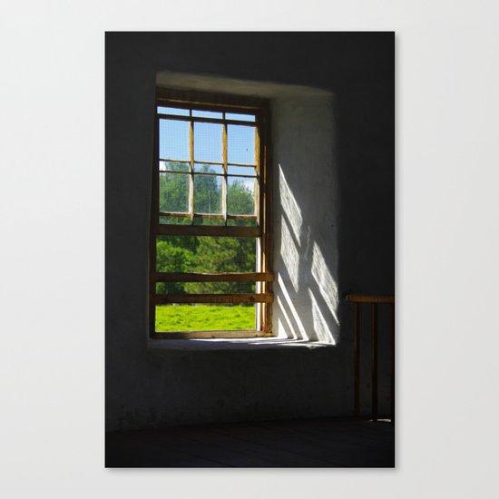 A Clear View   Canvas Print