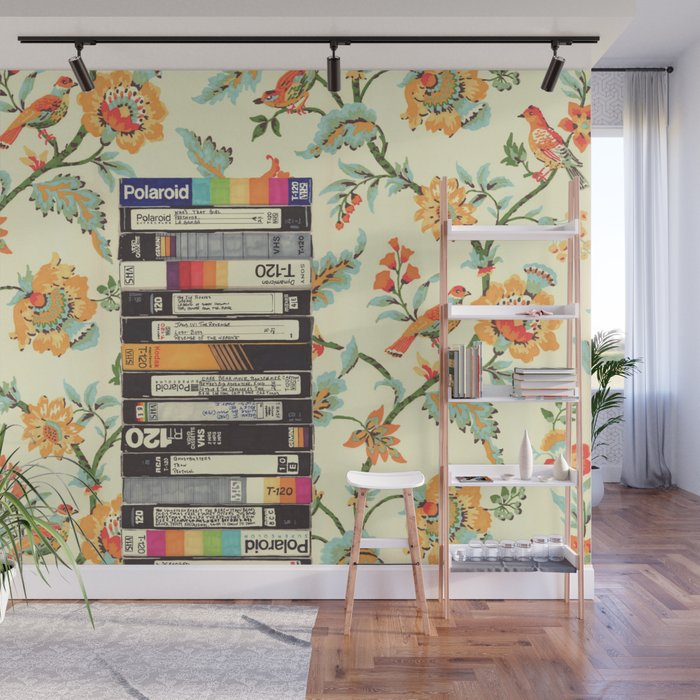 Vhs Entry Hall Wallpaper Wall Mural By Hollisbrownthornton
