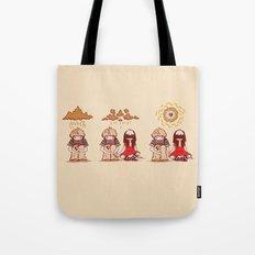 You Make It Go Away Tote Bag