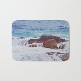 Ocean Falls Bath Mat