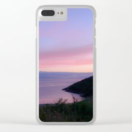 Scottish Bay Clear iPhone Case