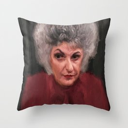 BEA ARTHUR | 2015 Throw Pillow