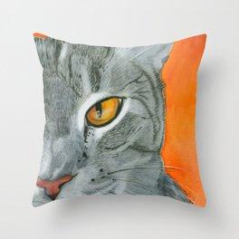 Cecelia Oak Throw Pillow