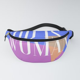 God Is A Woman 4 Fanny Pack