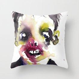 Project Facade Throw Pillow