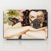 sia iPad Cases featuring GAME ON by Julia Lillard Art