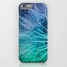 Blue Dandelion iPhone 6s Slim Case