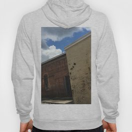 Stop being boring brick wall Alabama Hoody