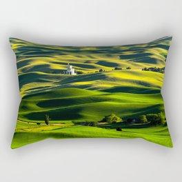 The Granary Rectangular Pillow