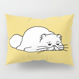 Monday Mood Pillow Sham