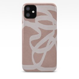 Abstract Flow I iPhone Case
