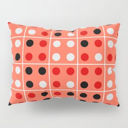 Dominoes Pillow Sham