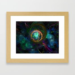 Consciousness Realized Framed Art Print