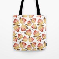 Pink Cupcake II Tote Bag