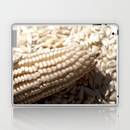 White corn Laptop & iPad Skin