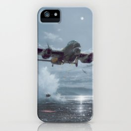 Operation Chastise iPhone Case