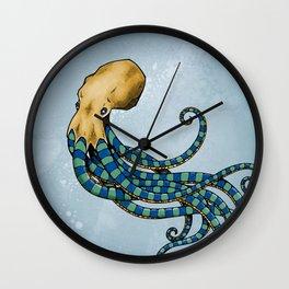 Octopuss Wall Clock
