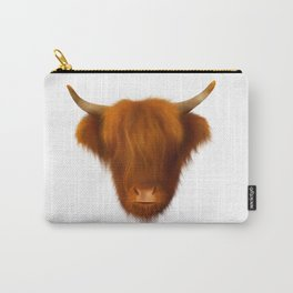 Hairy Highlander Carry-All Pouch
