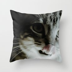 Heavens to Betsy. Throw Pillow