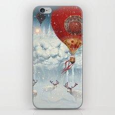 WinterFly iPhone & iPod Skin