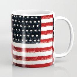 USA Flag ~ American Flag ~ Ginkelmier Inspired Coffee Mug