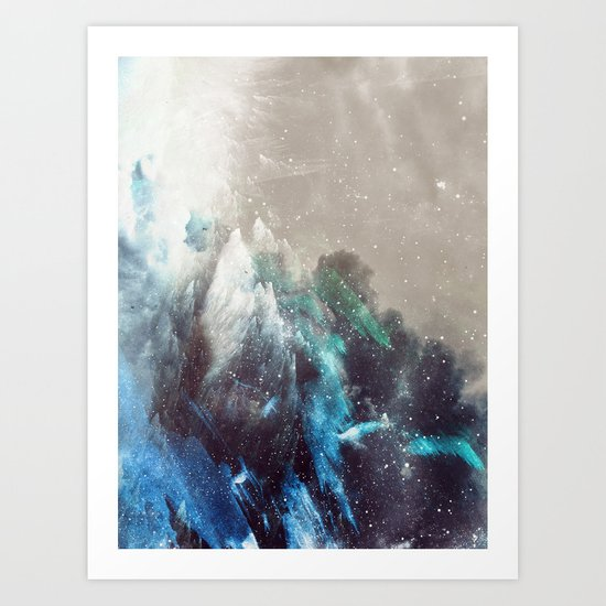 Melekhtaul Art Print