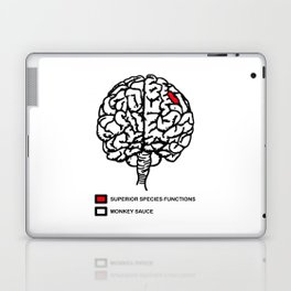 Monkey Sauce Laptop & iPad Skin