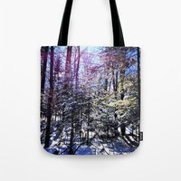 wildlife Tote Bags featuring Wildlife by Olivier P.