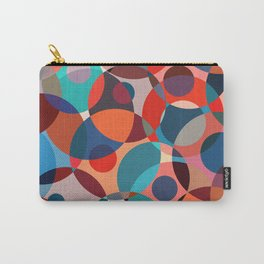 Crowded place Carry-All Pouch