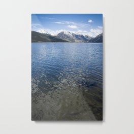 Twin Lakes, Colorado Metal Print
