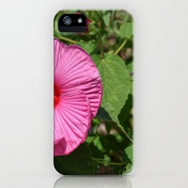 Pink Majesty iPhone Case