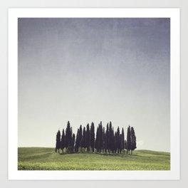 Classic Tuscany Art Print