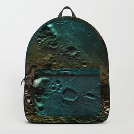 The Dark Side Of The Moon color (Mare Moscoviense) Backpack