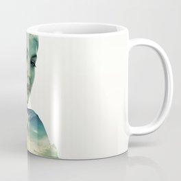 Lost In A Landscape Dream (Portrait) Coffee Mug