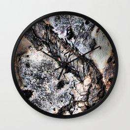 Abstract #003 Wall Clock