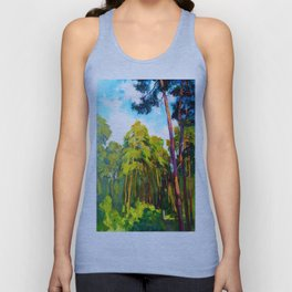 Whisper of pines Unisex Tank Top