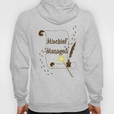 Mischief Managed Harry Potter Marauder's Map  Hoody