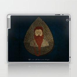 we are all but rain rain drops Laptop & iPad Skin