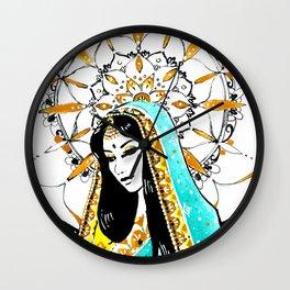 Diwali Wall Clock