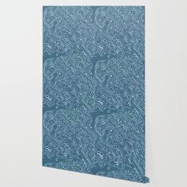 flowing lines Wallpaper