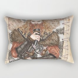 Son of Odin Rectangular Pillow