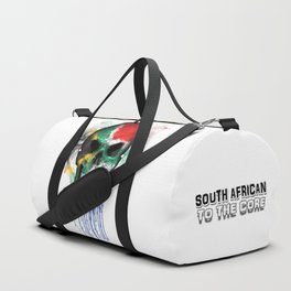 To The Core Collection: South Africa Duffle Bag