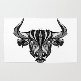 Signs of the Zodiac - Taurus Rug