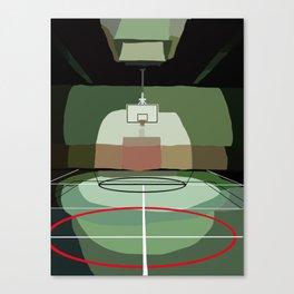 Keep Playing Canvas Print