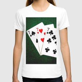 Blackjack Twenty One T-shirt